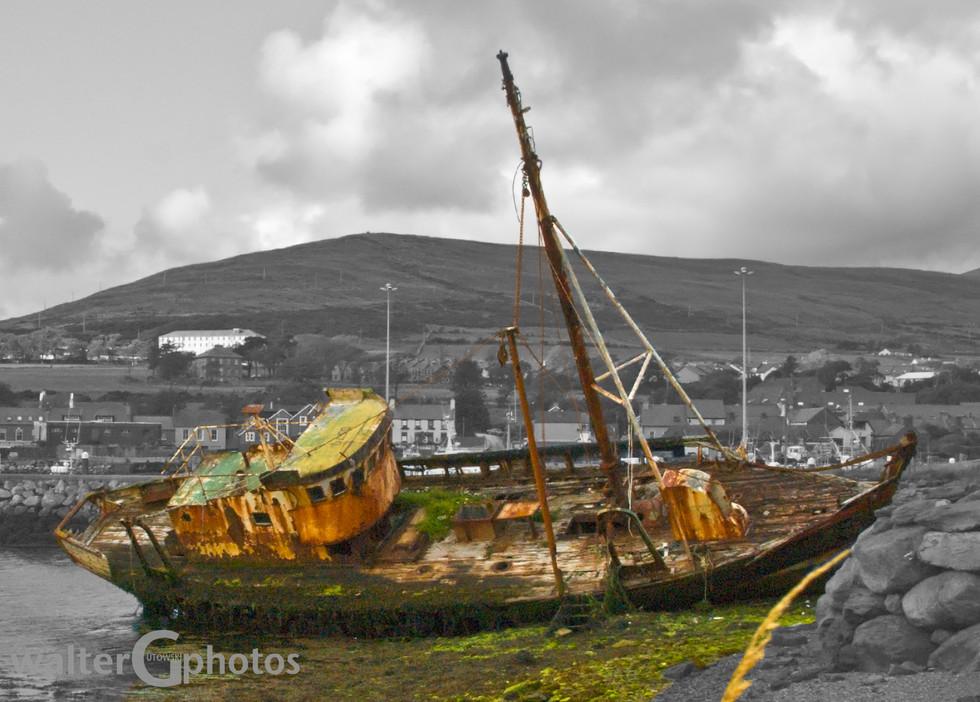 Retired Boat