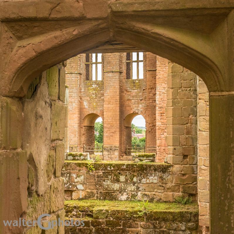 Kenilworth Castle, Kenilworth, England