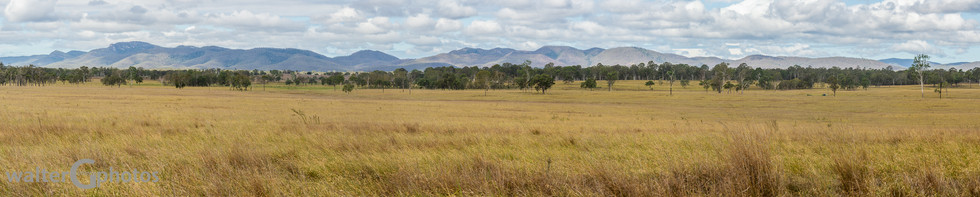 Landscape near Rockhampton