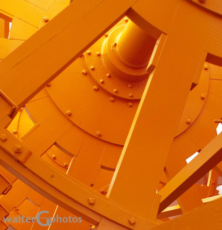 Stern wheel - SS Klondike