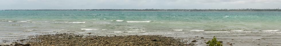 Seascape at Hervey Bay