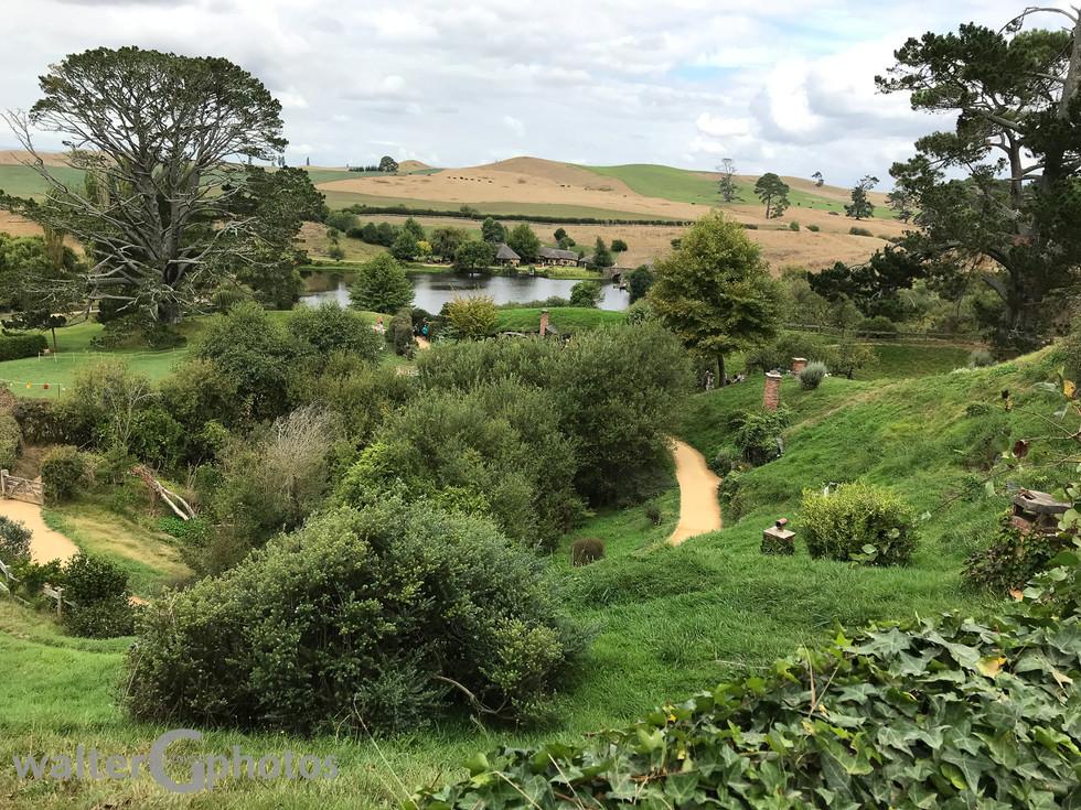 Hobbiton, NI, New Zealand