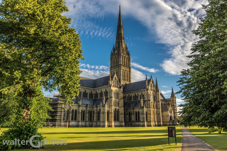 Salisbury Cathedral, Salisbury, England