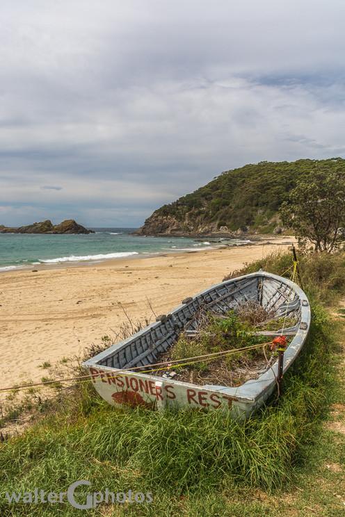 Boomerang Beach, Australia