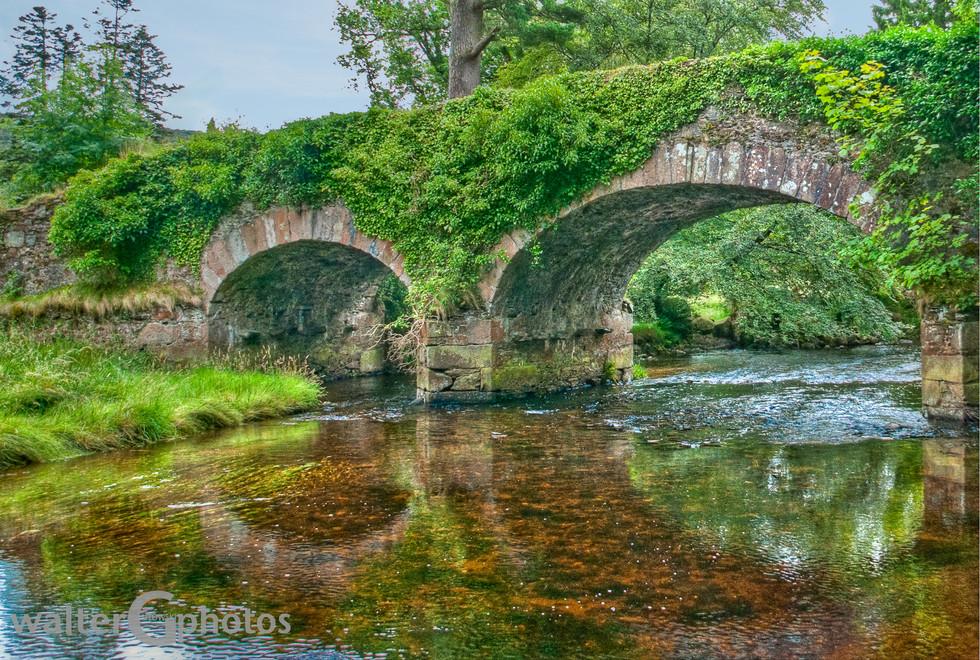 Derrybawn Bridge, County Wicklow, Ireland