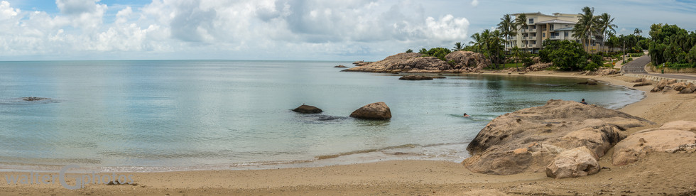 Beach at Bowen