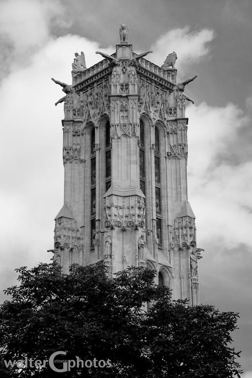 Saint-Jacques Tower, Paris, France