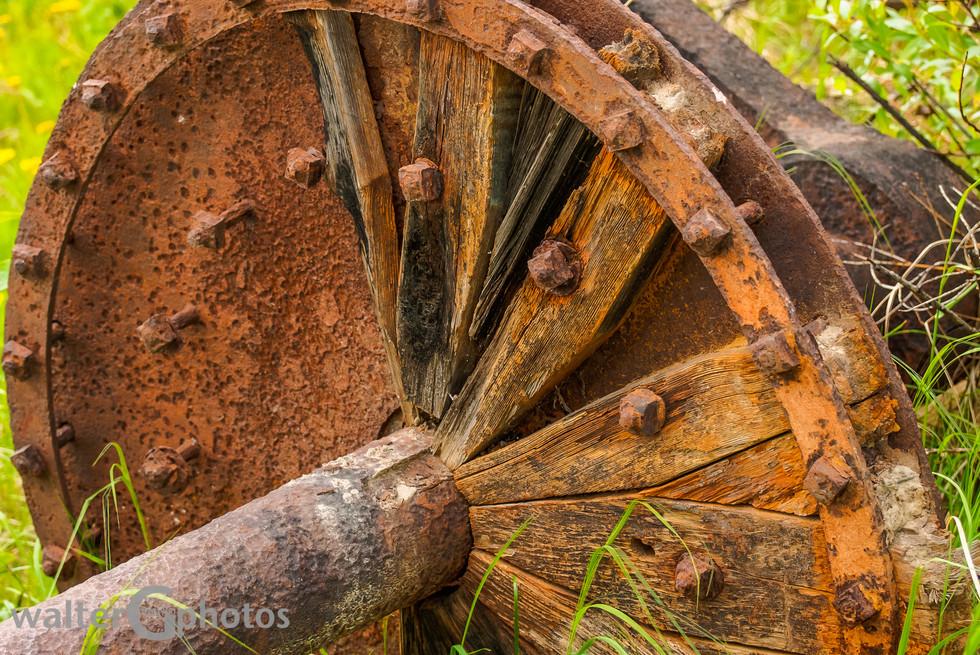 Relic wheel