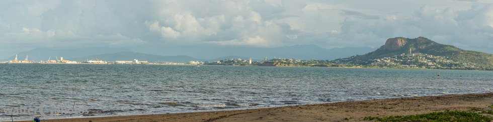 Townsville with Castle Hill