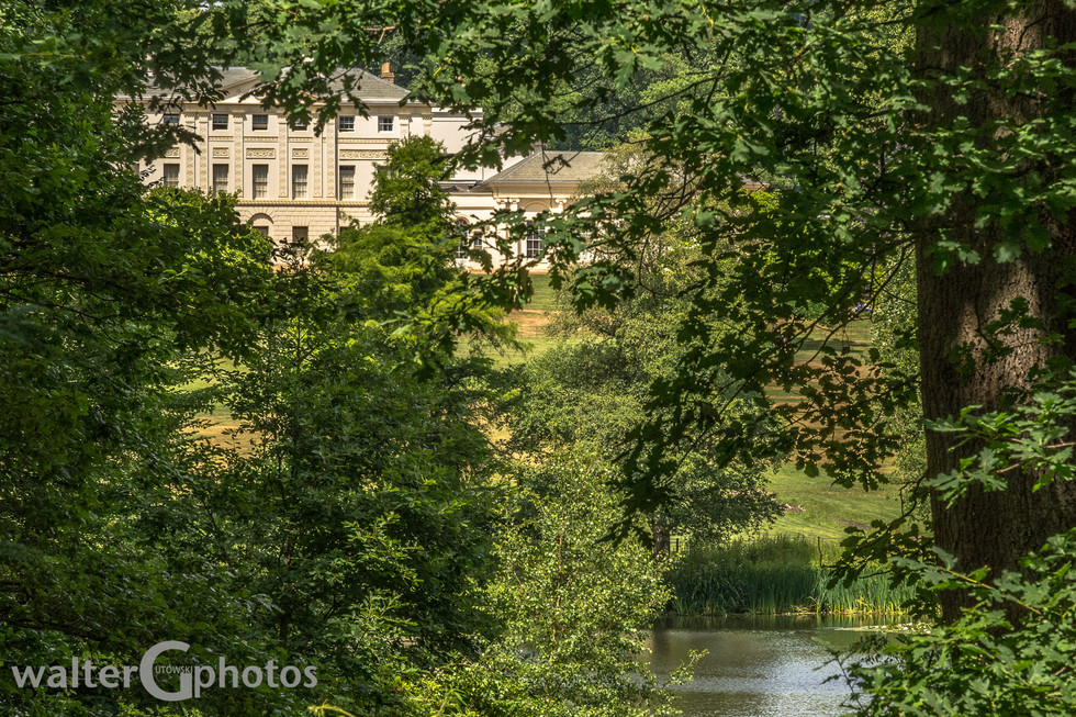 Kenwood House, Hampstead Heath, London, England