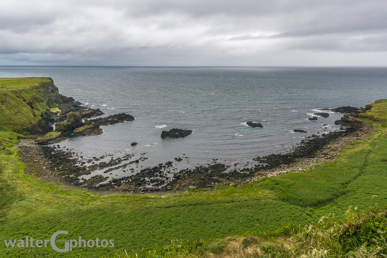 Port Ballintrae near Giant's Causeway, Northern Ireland