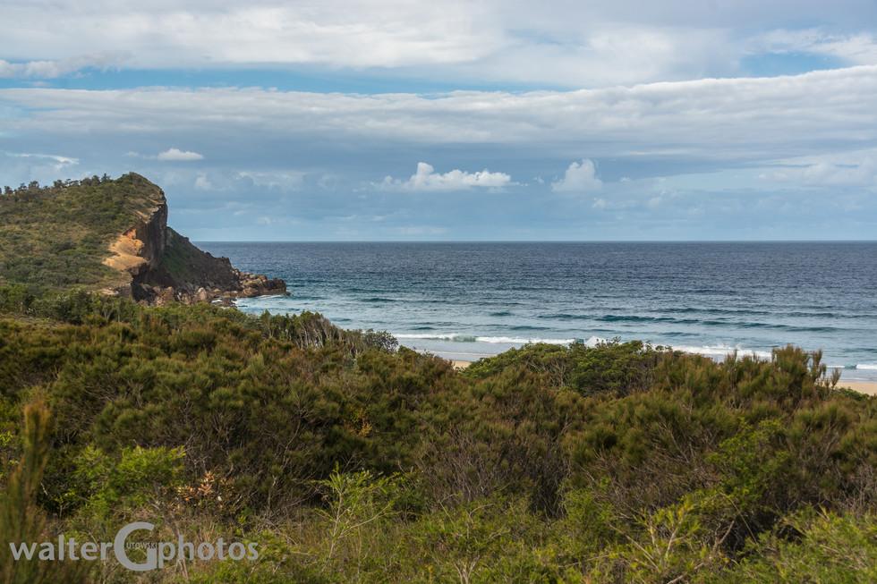 Seascape near Port Macquarie