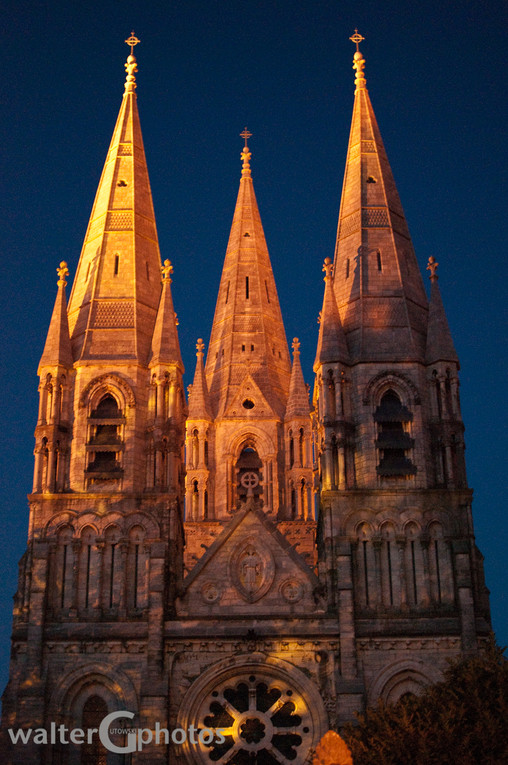 Saint Fin Barre's Cathedral, Cork, Ireland