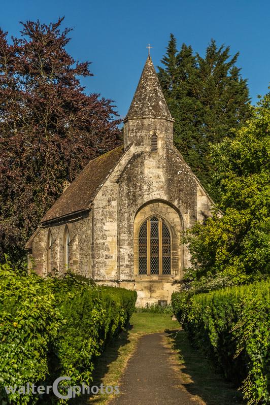 St Peter's Church, Fuggelstone, Salisbury, England