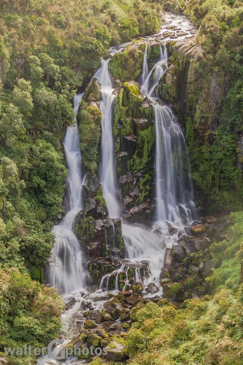 Waipunga Falls, NI, New Zealand