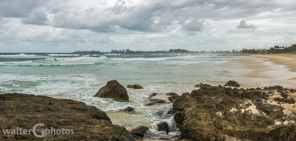 Coolangatta Seascape (Gold Coast)