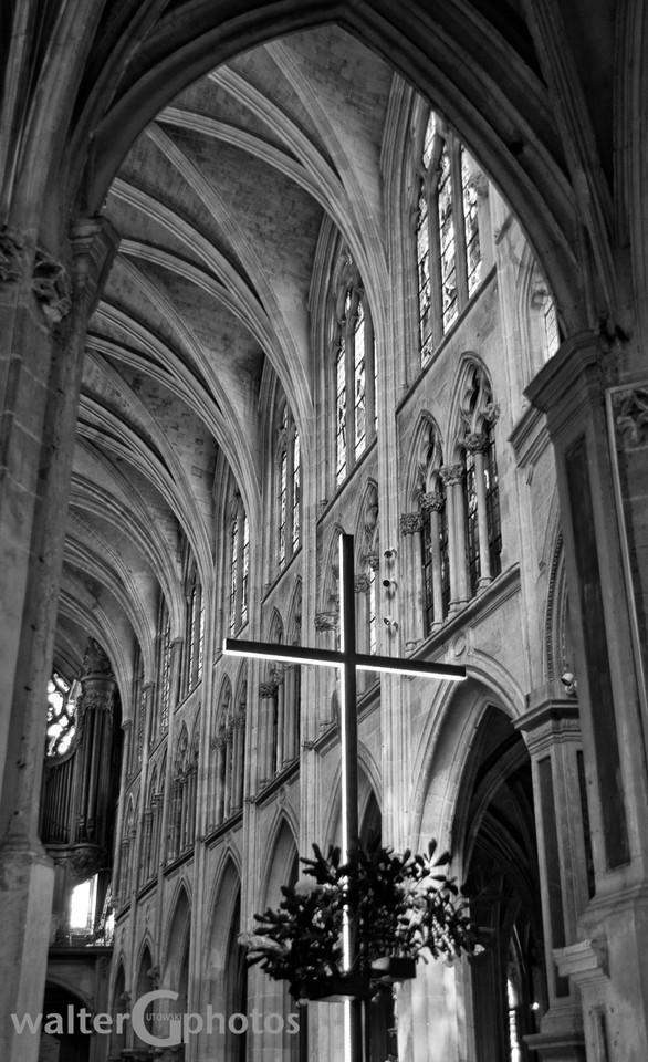 Church of Saint-Severin, Paris, France