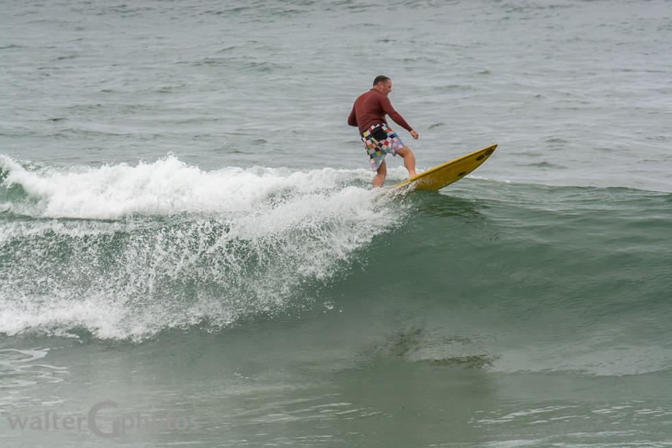 Surfing, Bells Beach, Torquay