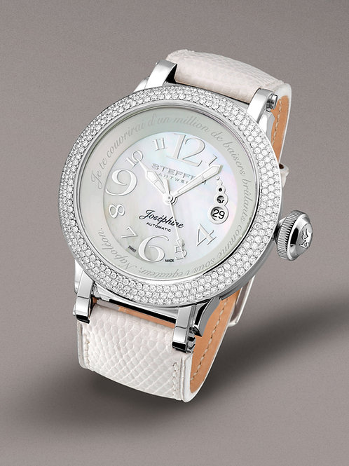 Joséphine White Mother Of Pearl