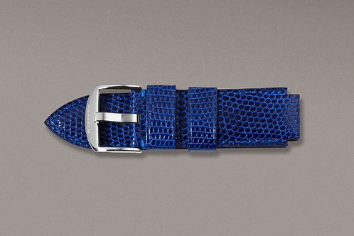 Lizard Leather Strap M