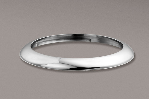 Bezel Polished Steel