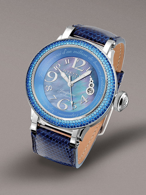 Joséphine Blue Mother Of Pearl