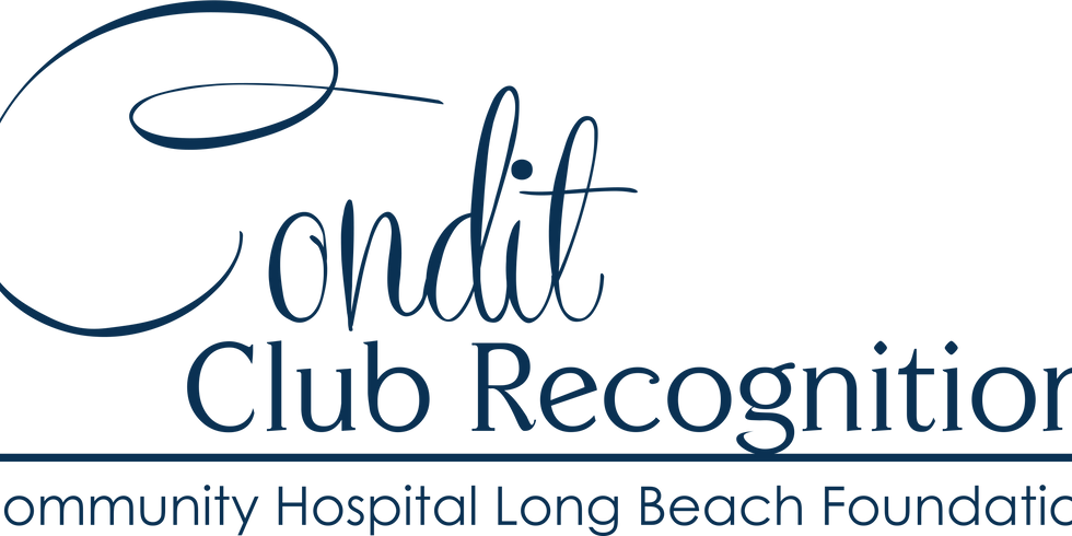 Condit Club Recognition