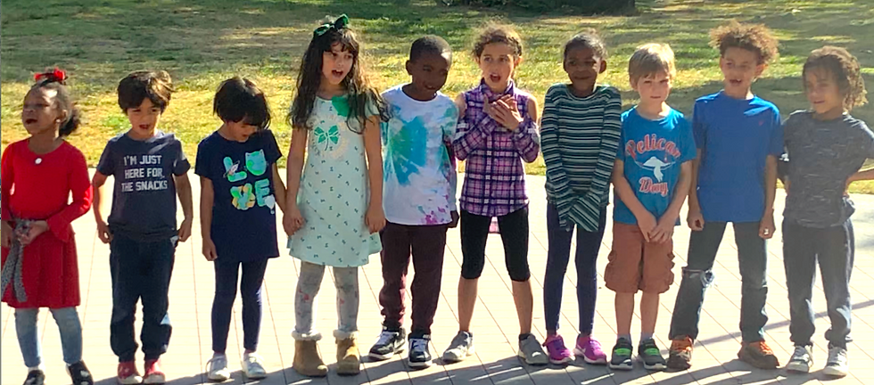 Children's March 2019_Elementary song (1