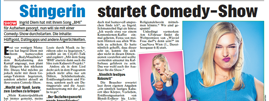 Ingrid Diem in der Krone