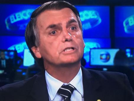 Bolsonaro no Jornal Nacional