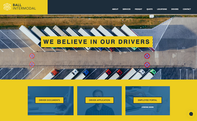 Ball Intermodal Web Design - Website Cop