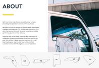 Ball Intermodal - Web Design - Website C