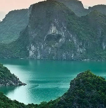Vietnam's Ha Long Bay
