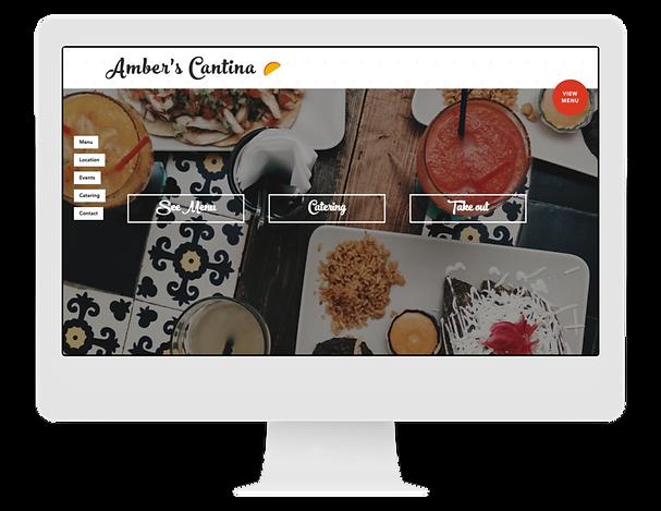 Restaurant Website Designer - Freelance