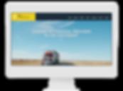 Web Design - Ball Intermodal - I Do Soci