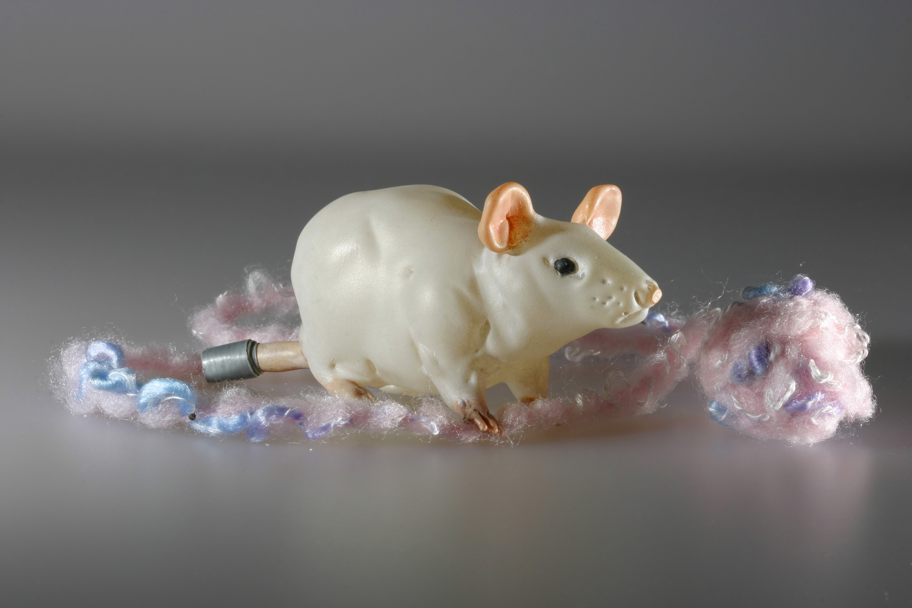 Mouse menagerie detail