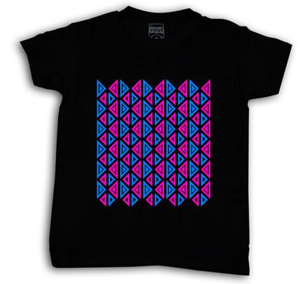 Camiseta Oberta 2T Chico Negro