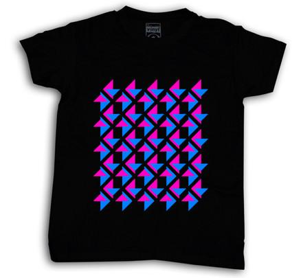 Camiseta Oberta 2 Chico Negro