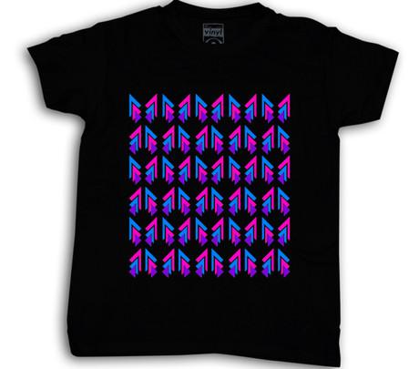 Camiseta Oberta 3T 2 Chico Negro