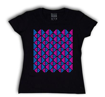 Camiseta Oberta 2T Chica Negro