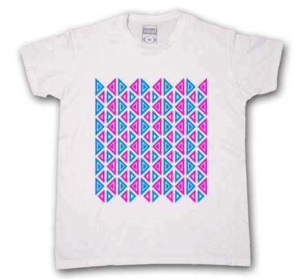 Camiseta Oberta 2T Chico Blanco