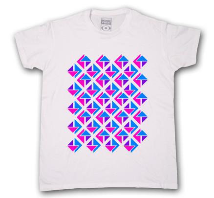 Camiseta Oberta 3T Chico Blanco