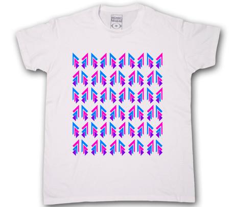Camiseta Oberta 3T 2 Chico Blanco