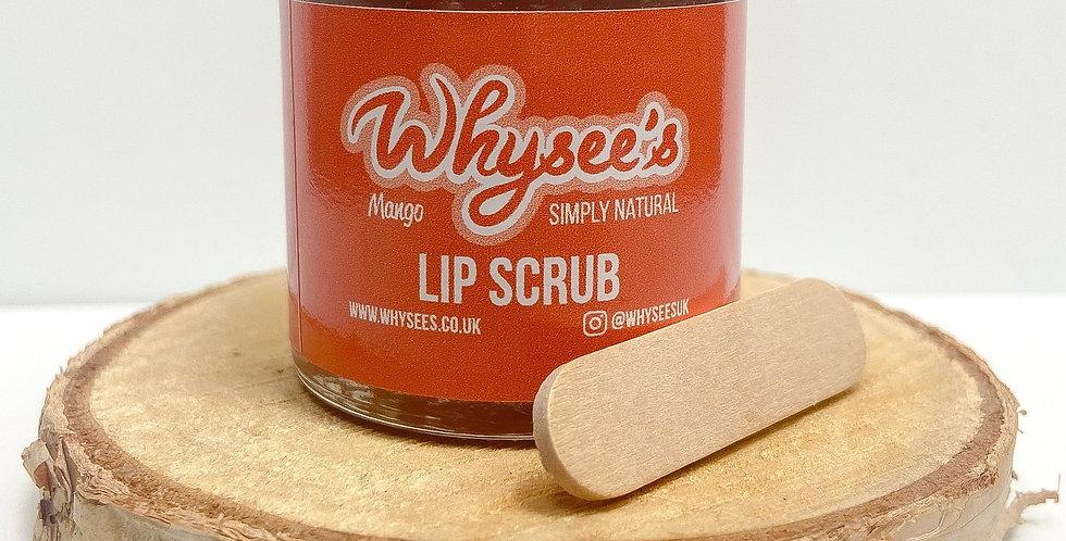 Whysee's® Mango Lip Scrub