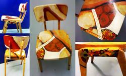 Klimt Chair Composite