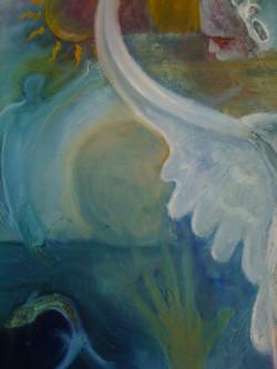 Icarus - detail