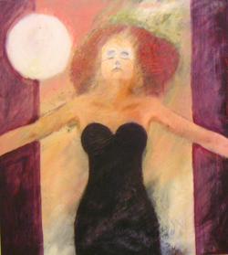Lisa Diva Painting