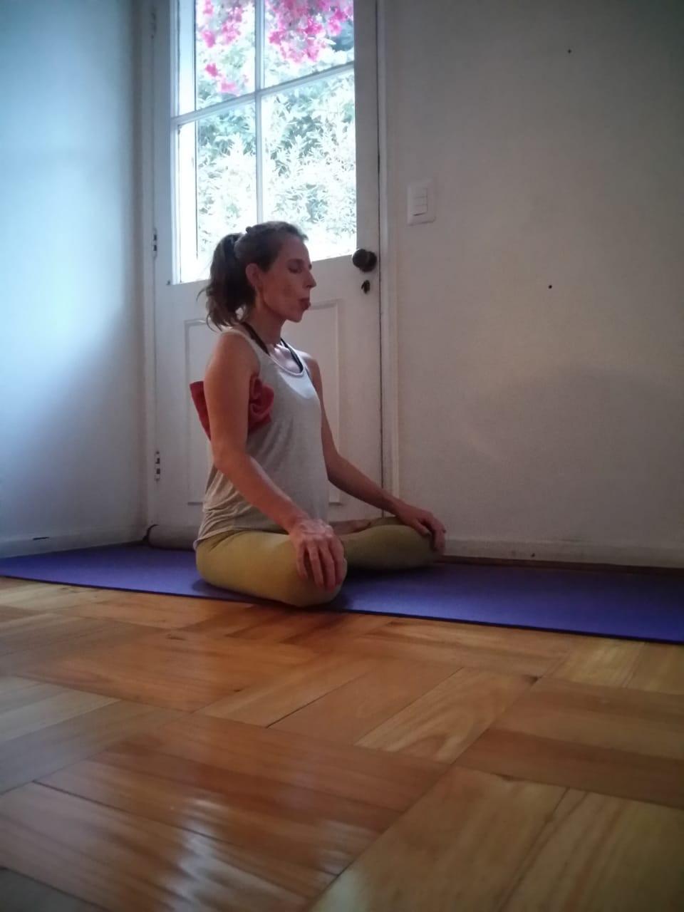 respiracion, yoga y embarazo