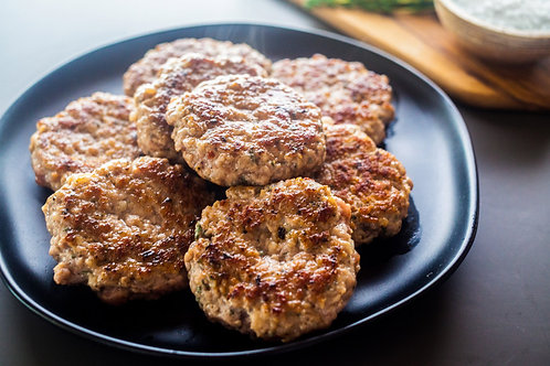 Maple Sausage Patties