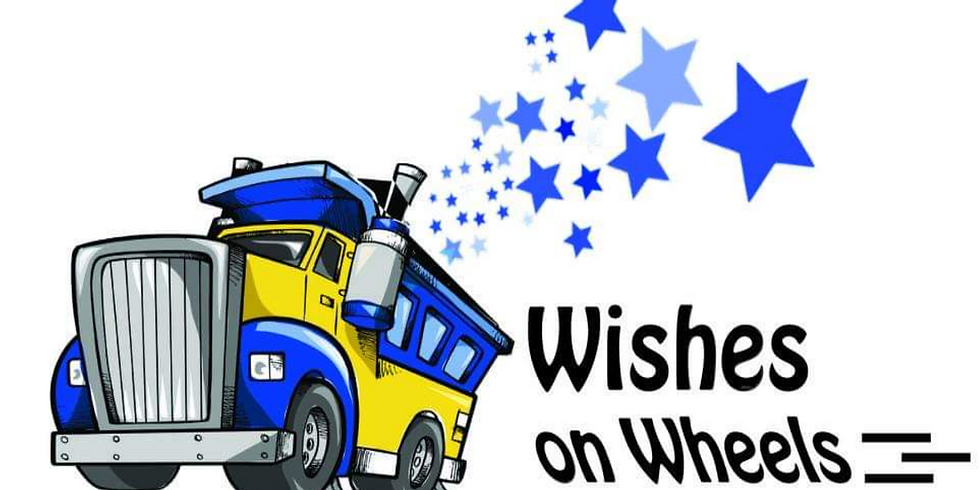 Hebron Truck Fest with Wishes on Wheels